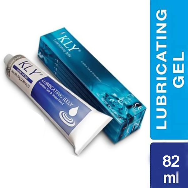 KLY sensual lubricant