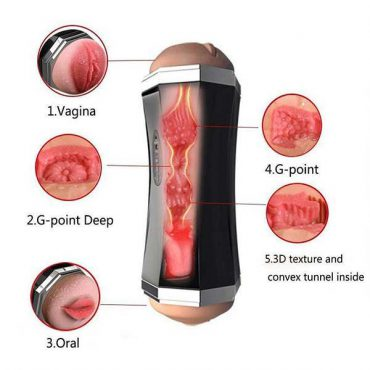 2in1 Multimedia Cup Pussy with Voice Effect